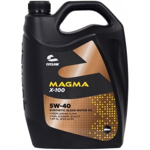 Моторно масло CYCLON MAGMA X-100 10W40 4L