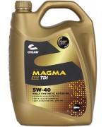 Моторно масло CYCLON MAGMA SYN TDI 5W40 5L