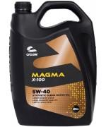 Моторно масло CYCLON MAGMA X-100 5W40 5L