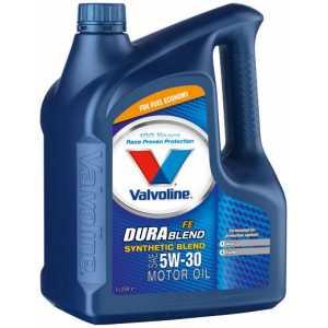 VALVOLINE DURABLEND FE 5W-30 4L