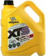 Моторно масло BARDAHL XTS 0W40 4L