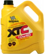Моторно масло BARDAHL XTC 10W40 4L