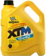 Моторно масло BARDAHL XTM 15W40 4L