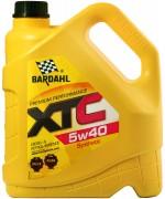 BARDAHL XTC 5W-40 4L