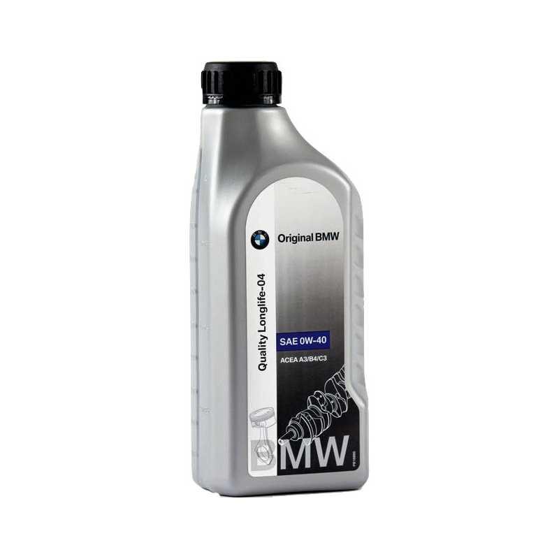 BMW QUALITY LONGLIFE-04 0W-40 1L