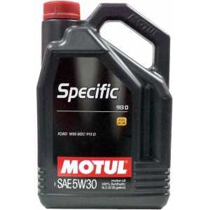MOTUL SPECIFIC 913D 5W-30 5L