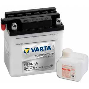 Акумулатори VARTA POWERSPORTS FRESHPACK 3AH 10A 12V YB3L-A