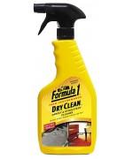 FORMULA 1 DRY CLEAN Почистване на текстил 592ML