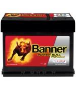 Акумулатор BANNER POWER BULL PRO 50AH 400A R+
