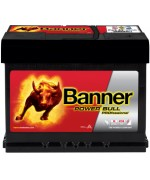 Акумулатор BANNER POWER BULL PRO 63AH 600A R+