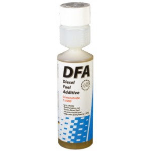 Добавка за дизелово гориво DFA DIESEL FUEL ADDITIVE 250ML