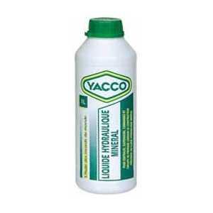 Yacco L.H.M (Mineral Hydraulic Liquid) 1L
