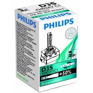 PHILIPS D3S 35W C3 X-TREMEVISION XENON 4300K
