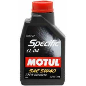 MOTUL SPECIFIC BMW LONG LIFE-04 5W-40 1L