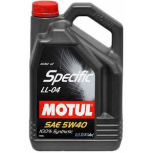 MOTUL BMW SPECIFIC LONG LIFE-04 5W-40 5L