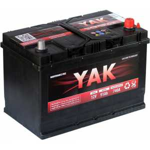 YAK 91AH 740A JIS R+