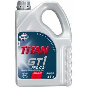 FUCHS TITAN GT1 PRO C2 5W-30 4L