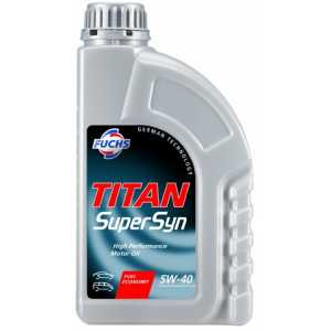 FUCHS TITAN SUPERSYN 5W-40 1L