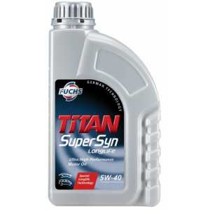 FUCHS TITAN SUPERSYN LONGLIFE 5W-40 1L
