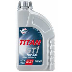 FUCHS TITAN GT1 PRO GAS 5W-40 1L