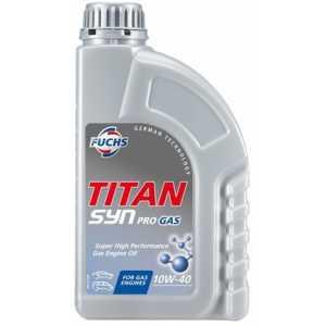 FUCHS TITAN SYN PRO GAS 10W-40 1L