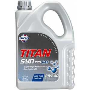 FUCHS TITAN SYN PRO GAS 10W-40 4L