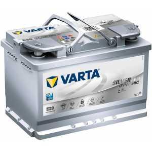 Акумулатор VARTA SILVER DYNAMIC AGM E39 70AH 760A R+