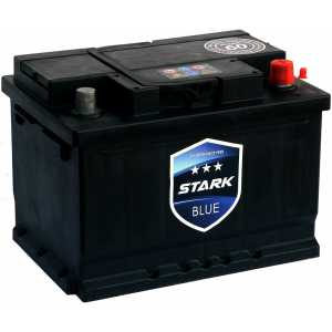 STARK BLUE 60AH 540A R+