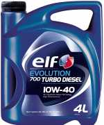 ELF EVOLUTION 700 TURBO DIESEL 10W-40 4L