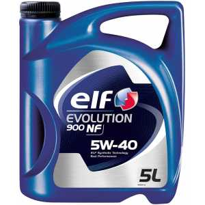 Моторно масло Elf Evolution 900 NF 5W-40 5L
