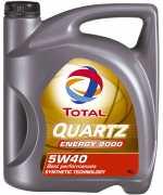 TOTAL QUARTZ 9000 5W-40 4L 3