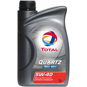 TOTAL QUARTZ INEO MC3 5W-40 1L