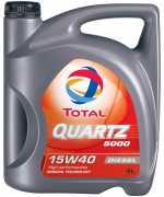 TOTAL QUARTZ 5000 DIESEL 15W-40 4L