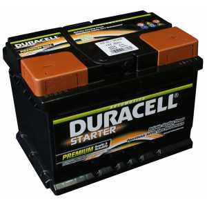 Акумулатор DURACELL STARTER 55AH 450A R+