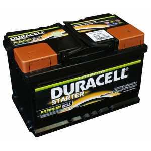 Акумулатор DURACELL STARTER 72AH 640A R+