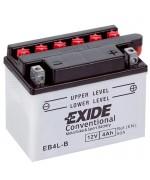 EXIDE BIKE YB4L-B 4AH 50A 12V R+