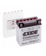 EXIDE BIKE 12N9-4B-1 9AH 85A 12V L+
