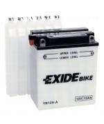 EXIDE BIKE YB12A-A 12AH 165A 12V L+