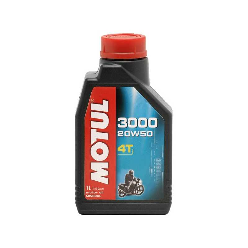 MOTUL 3000 MOTION 20W-50 1L