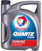 TOTAL QUARTZ 7000 10W-40 5L 2
