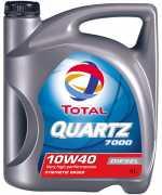 TOTAL QUARTZ 7000 DIESEL 10W-40 4L