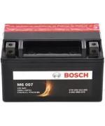 BOSCH M6 AGM YTX7A-BS 6AH 105A 12V L+