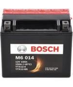 BOSCH M6 AGM YTX12-BS 10AH 150A 12V L+ 1