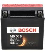 BOSCH M6 AGM YTX14-BS 12AH 200A 12V L+