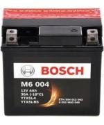 BOSCH M6 AGM YTX5L-BS 4AH 30A 12V R+