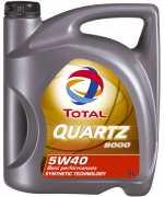 TOTAL QUARTZ 9000 5W-40 5L