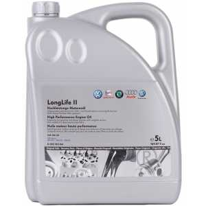 Volkswagen LongLife II 0W-30 5L