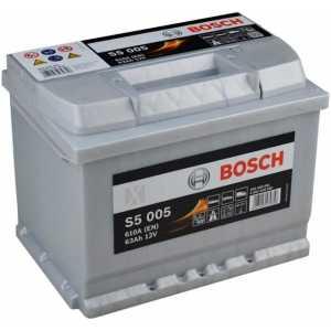 Акумулатор BOSCH SILVER S5 63AH 610A R+