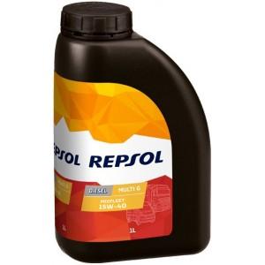 Двигателно масло REPSOL MIXFLEET 15W-40 1L