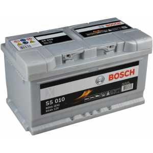 Акумулатор BOSCH SILVER S5 85AH 800A R+
